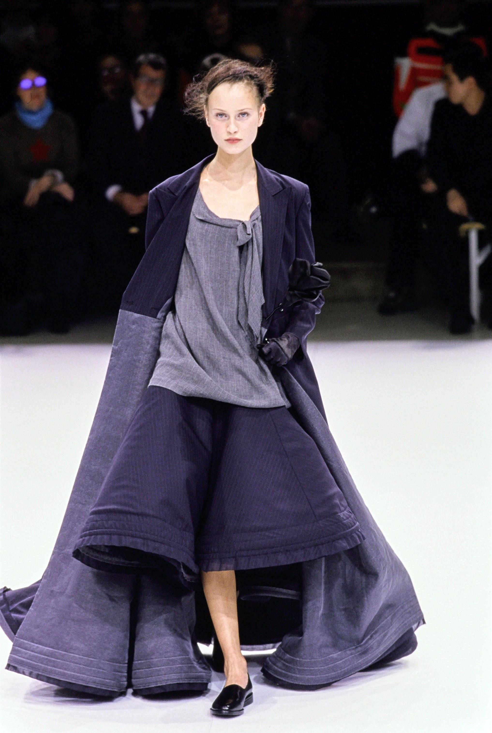 Yohji Yamamoto Skirt, 1999. #384
