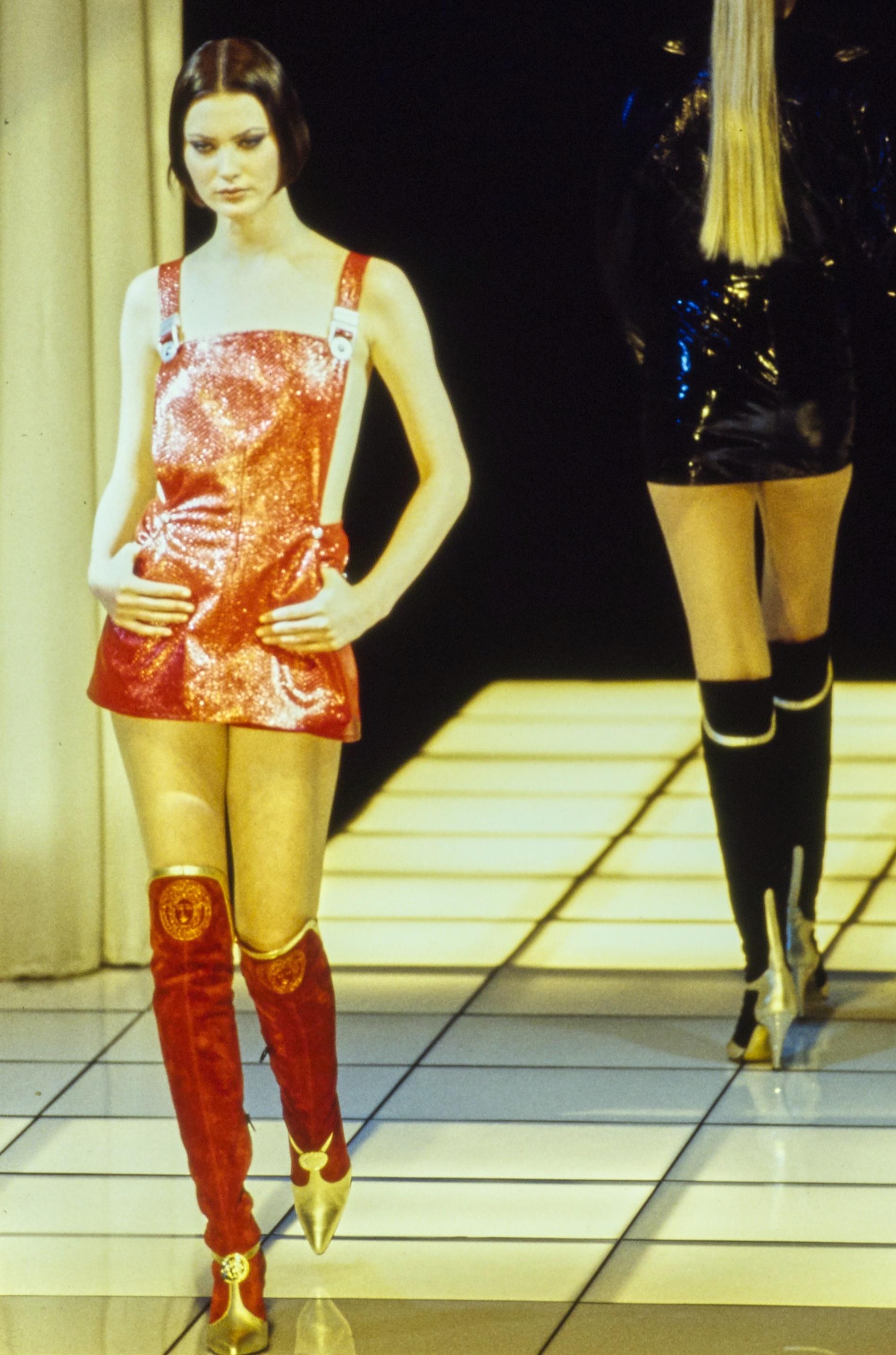 Versace Dress, 1994. #513