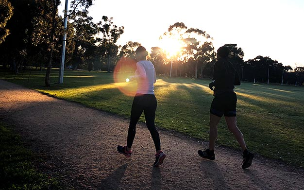 Your guide to winter fitness - Your guide to winter fitness