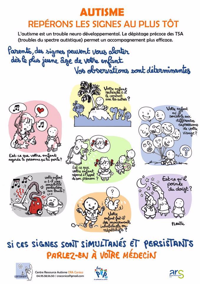 Campagne de sensibilisation lancée par l'Agence régionale de la santé en Corse avec le soutien du dessinateur Plantu