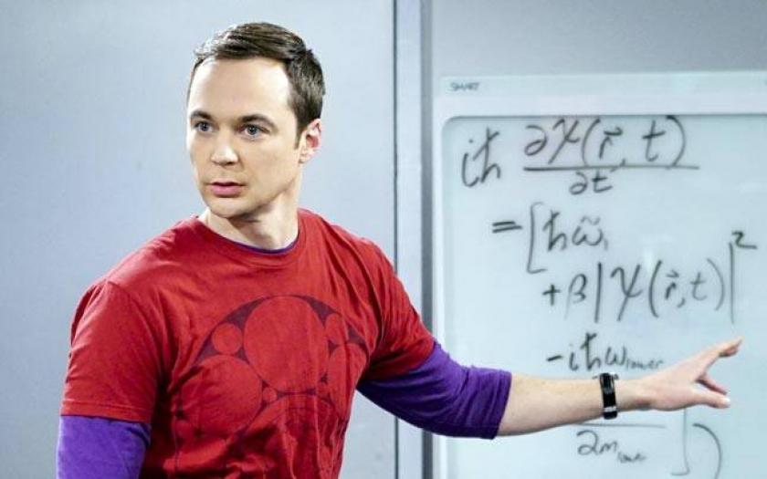 """Le personnage de Sheldon Cooper dans la série à succès """"The Big Bang Theory"""" présente certains symptômes du syndrome d'Asperger"""