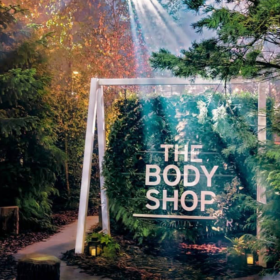 The Body Shop Enchanted Forest