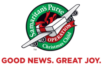 Operation Christmas Child - Each year we participate in OCC by sending boxes that include toys, hygiene items, and school supplies, as well as a Bible and a children's Gospel booklet in their own language. If you're interested in giving, please sign up here .