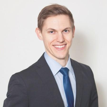 Benjamin Overton - Partnerships Manager