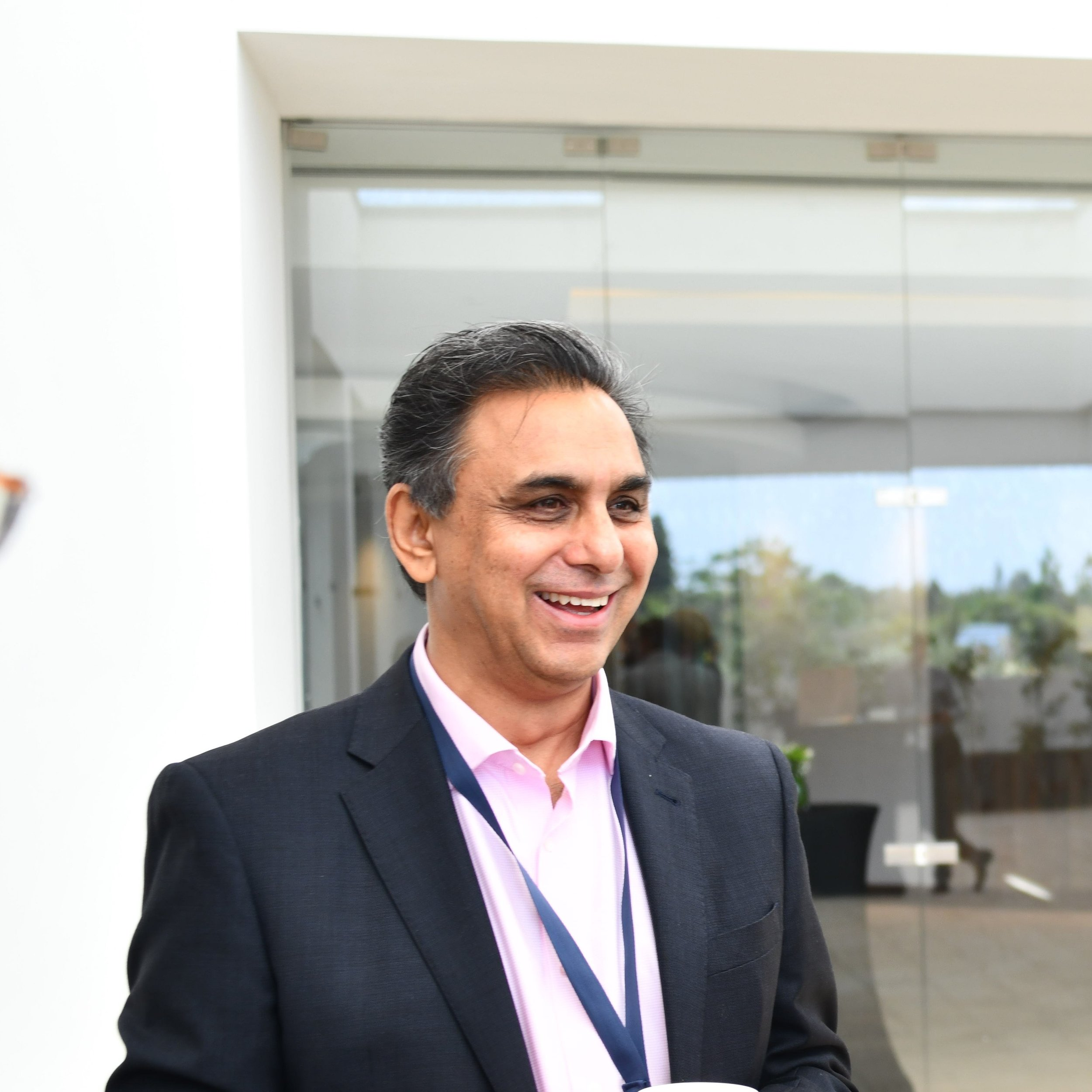 Vinay Sanghrajka - Kenyan Partner