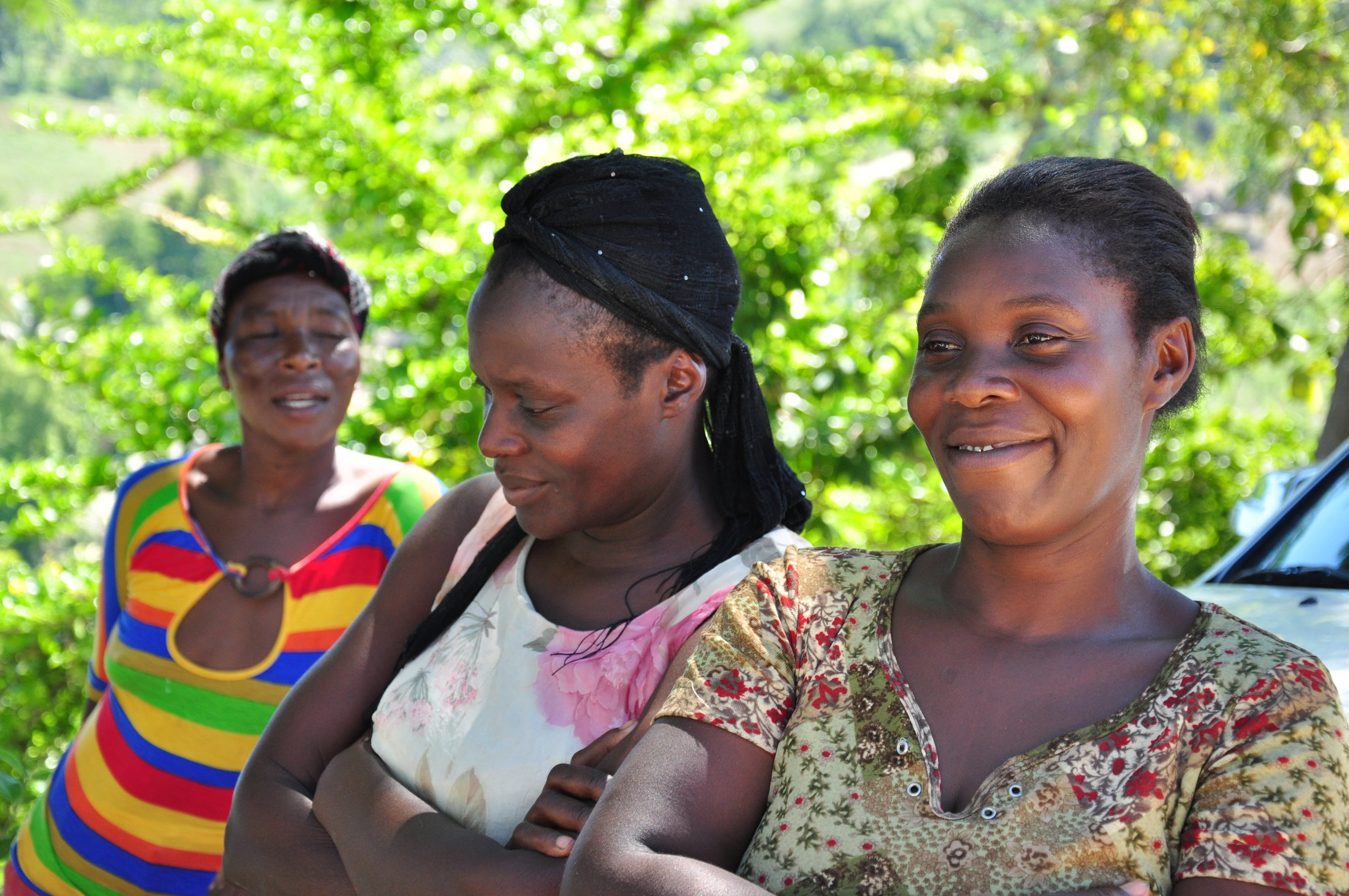 Haiti Women