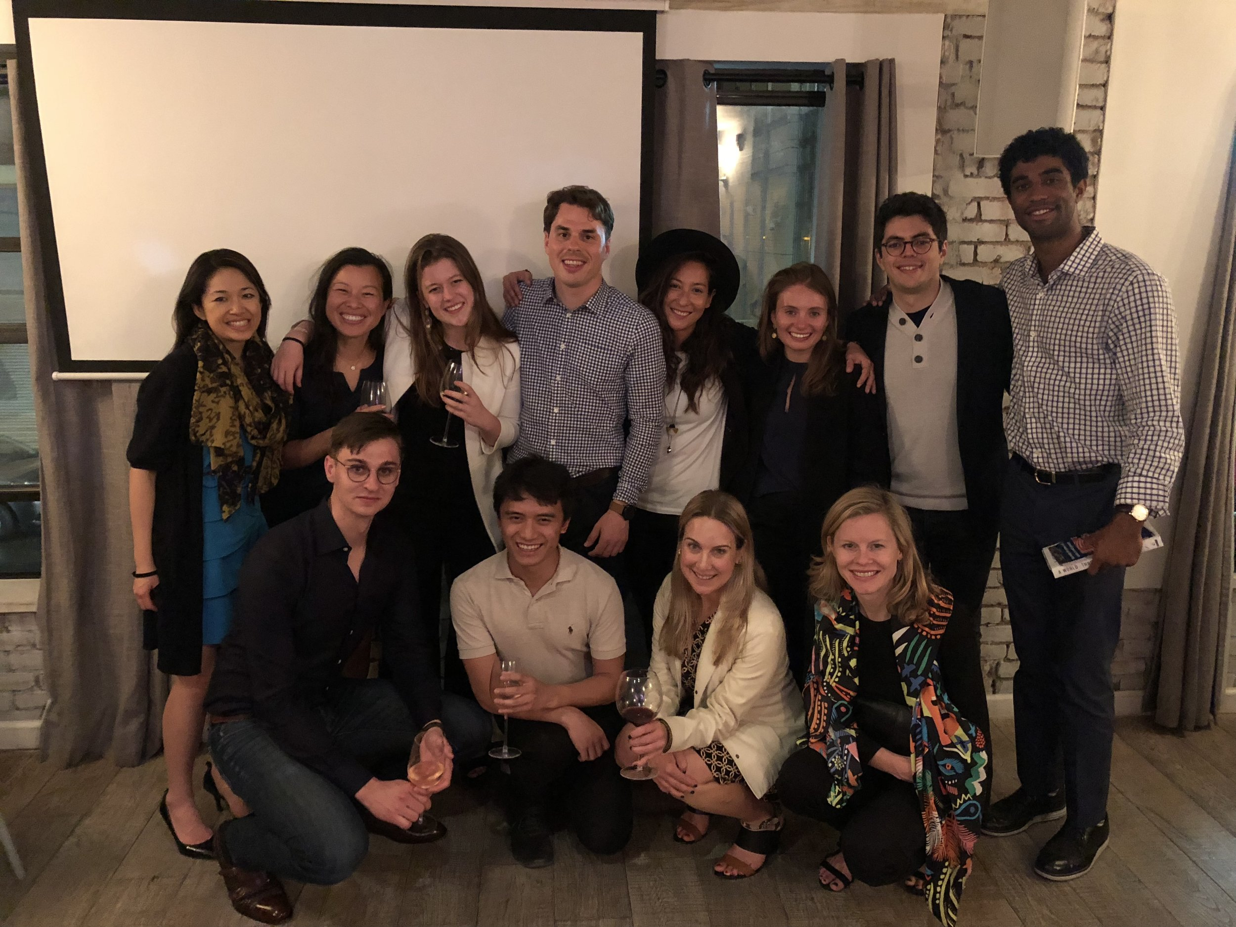 Friends of Yunus Social Business in New York