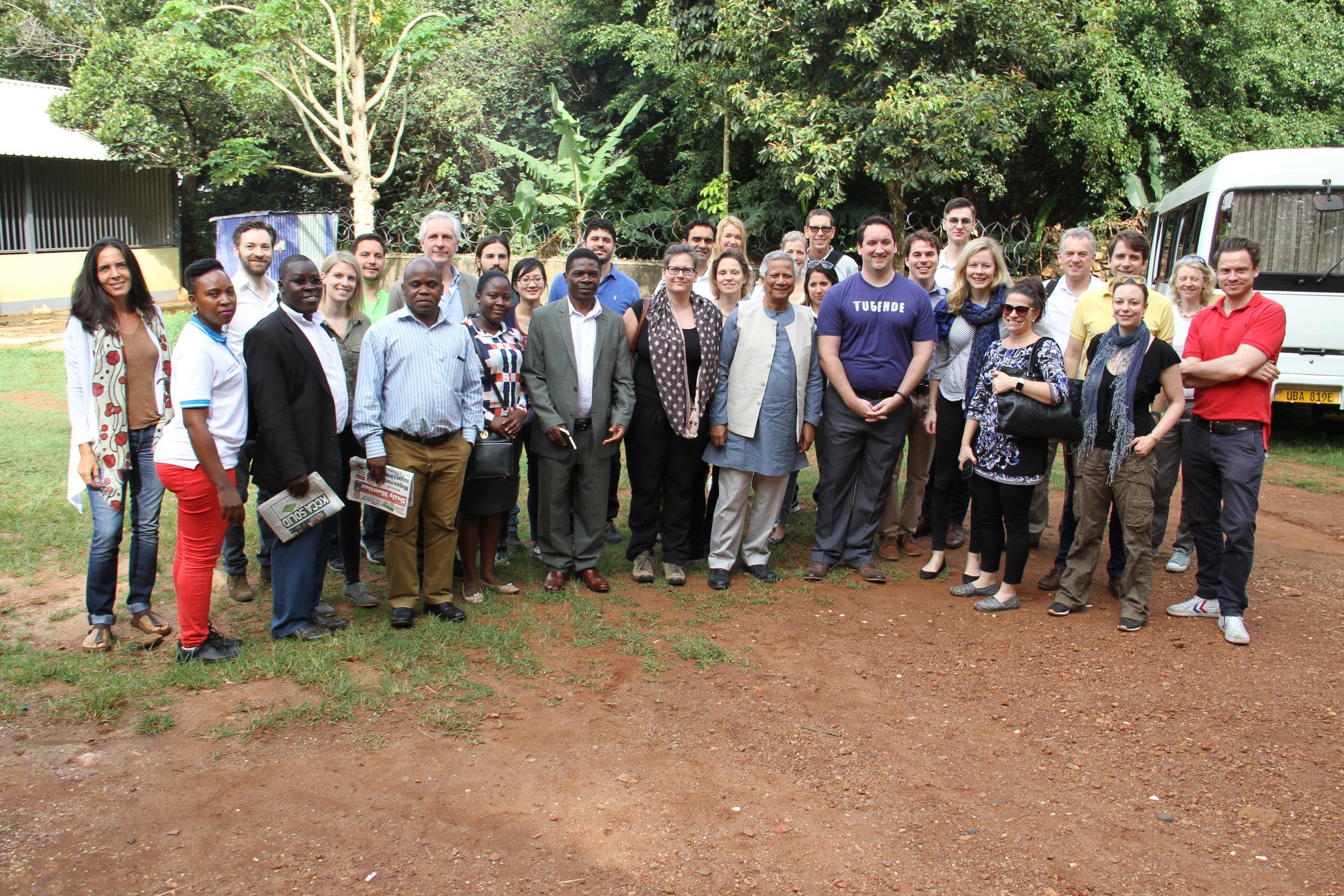 East Africa Partner Trip