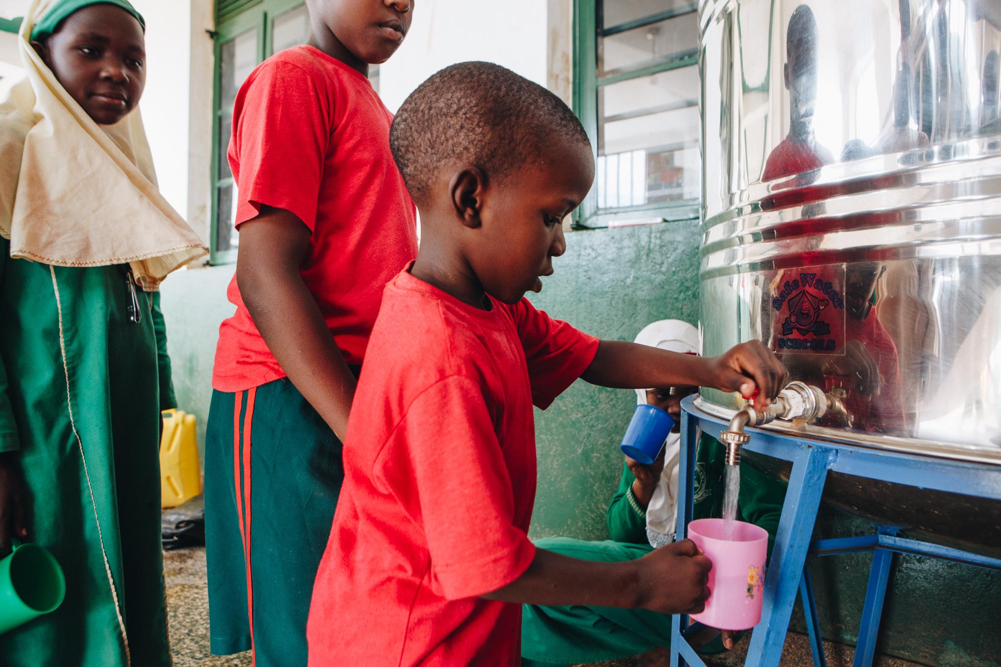 Impact Water, Uganda. Photo credit: Tom Woollard