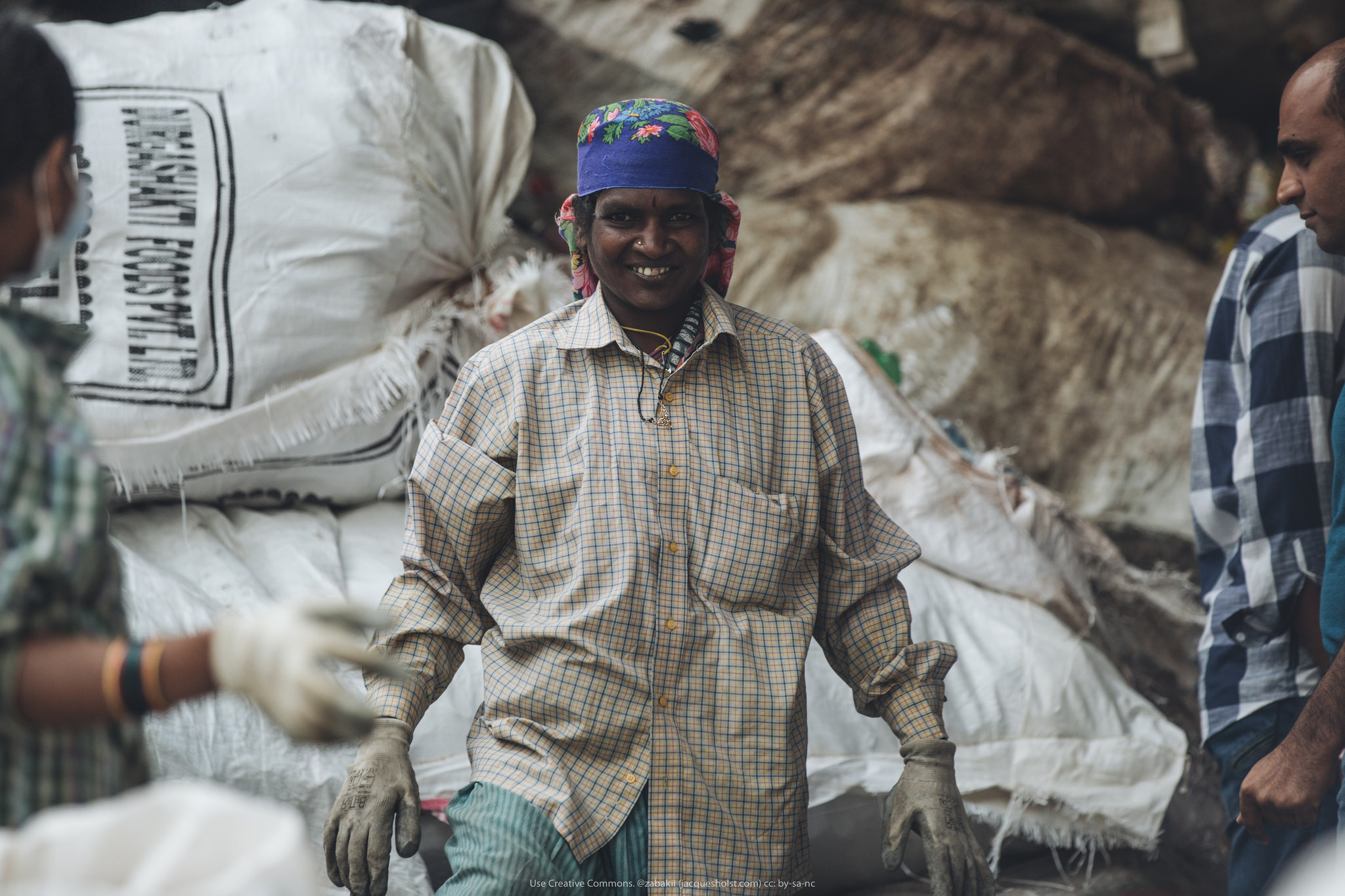 Waste Ventures India, India. Photo credit: Jaques Holst
