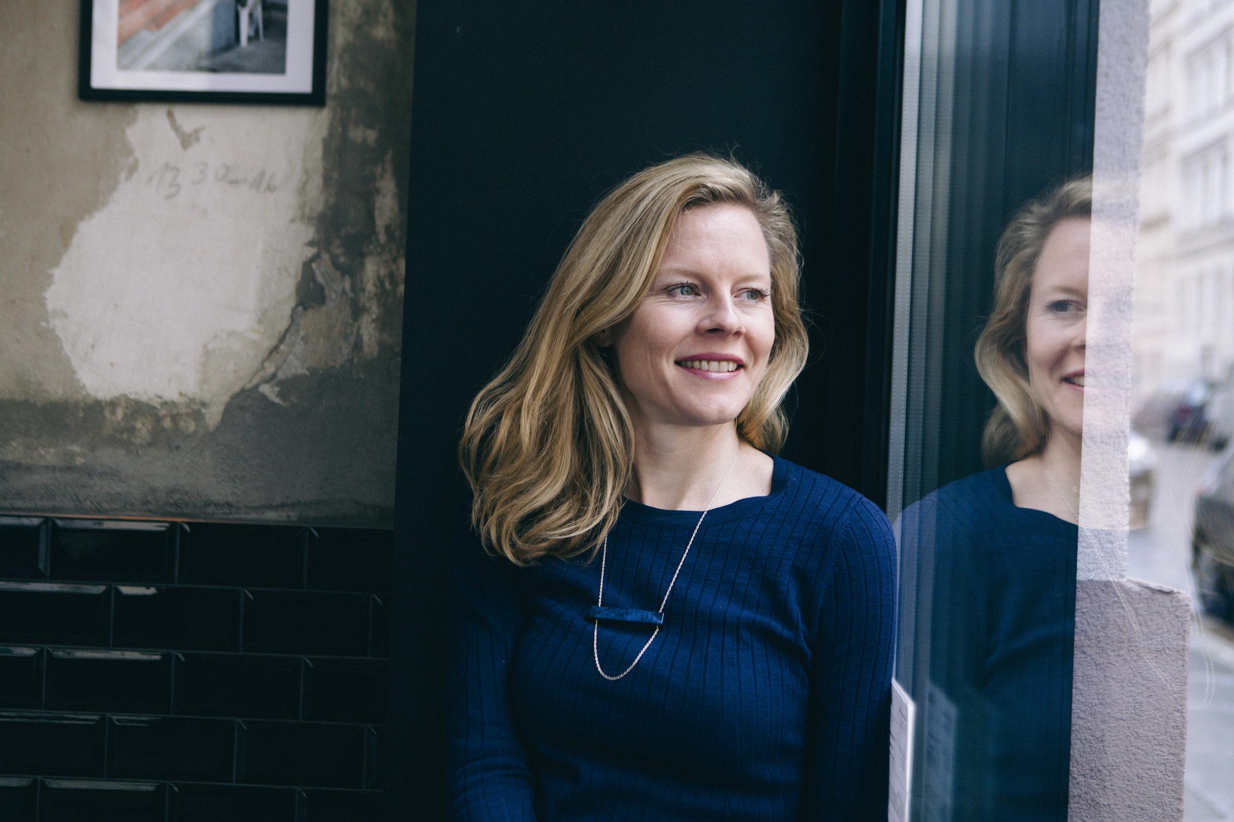 Saskia Bruysten, CEO & Co-Founder of Yunus Social Business