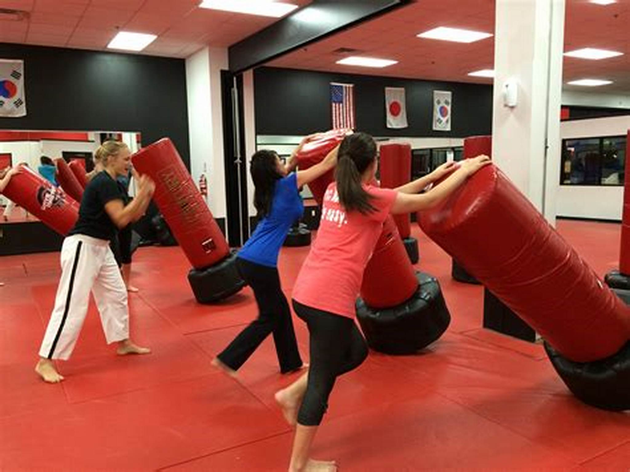 SELF DEFENSE PROGRAM -