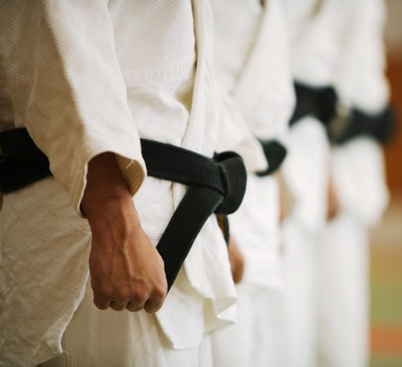BLACK BELT PROMOTION -
