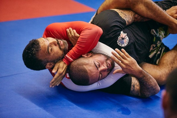 ADVANCED PROGRAM - sAMBO + jIU-JITSU INTENSIVE TRAINING