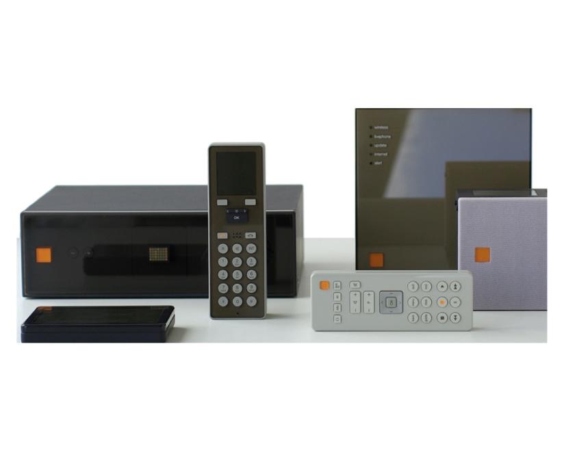 Orange Product Design Concepts