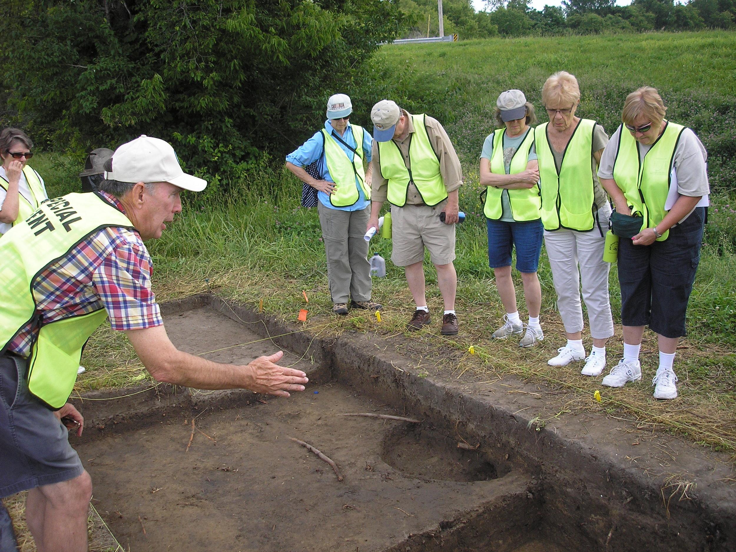 Membership - Help us preserve archaeological sites