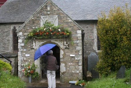 St Sampson's Church, Golant, Cornwall - Part of a long journey of discovery
