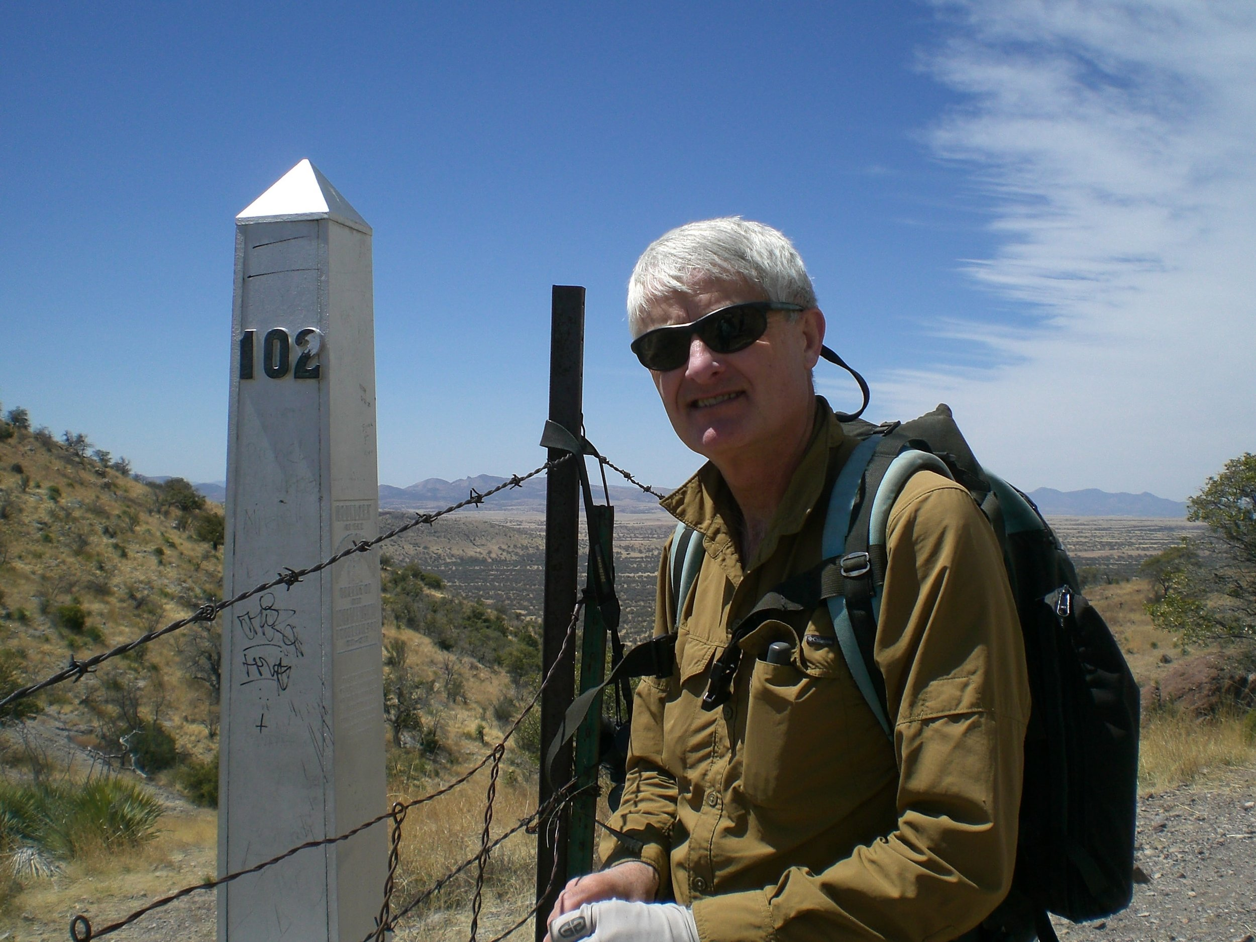 Steve On The Arizona Trail