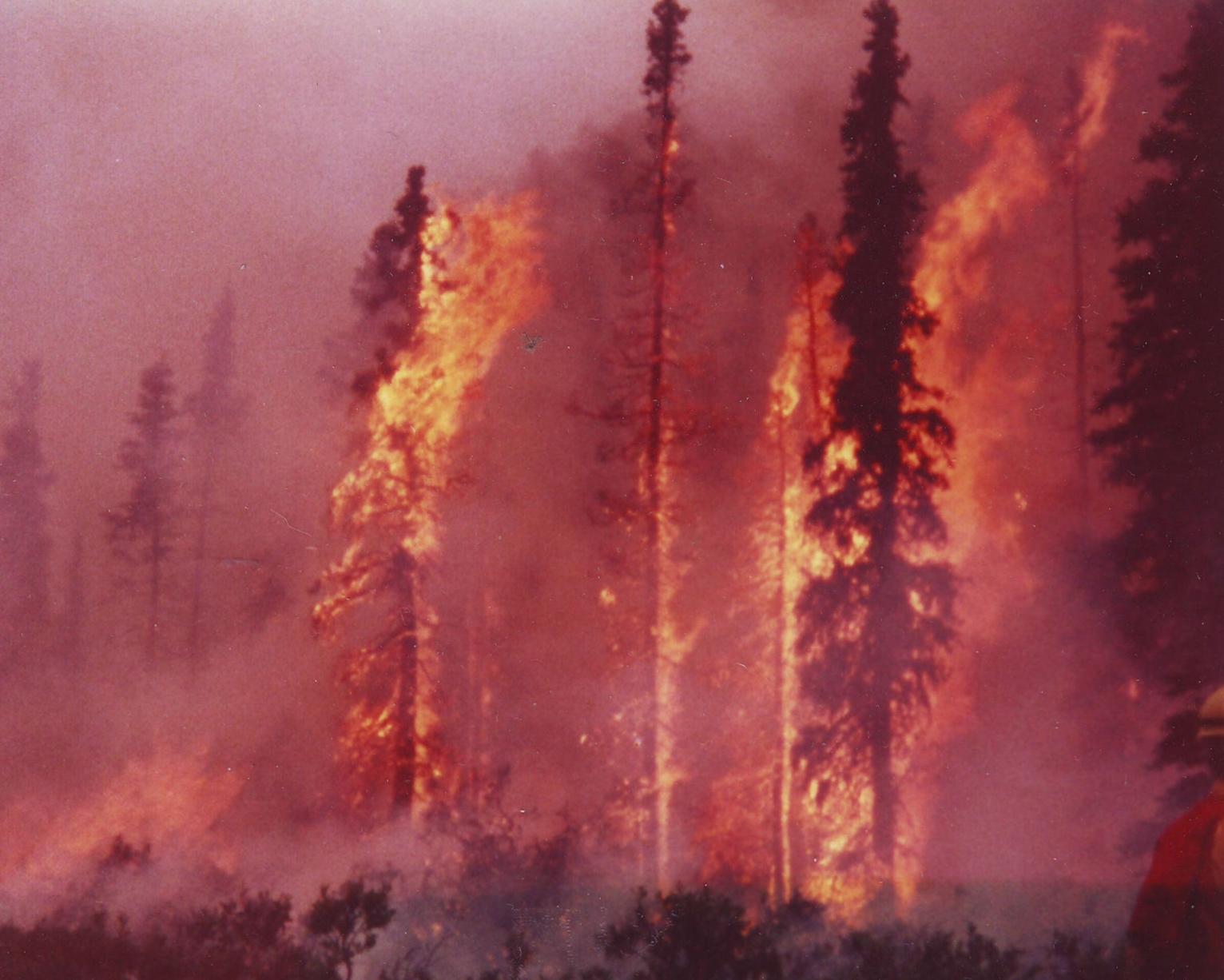 Fire 7614 Alaska