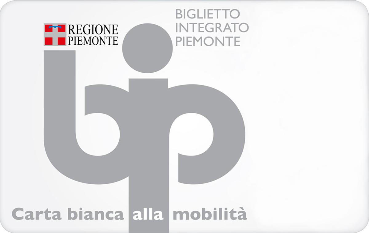 BIP CARD - Biglietto integrato Piemonte