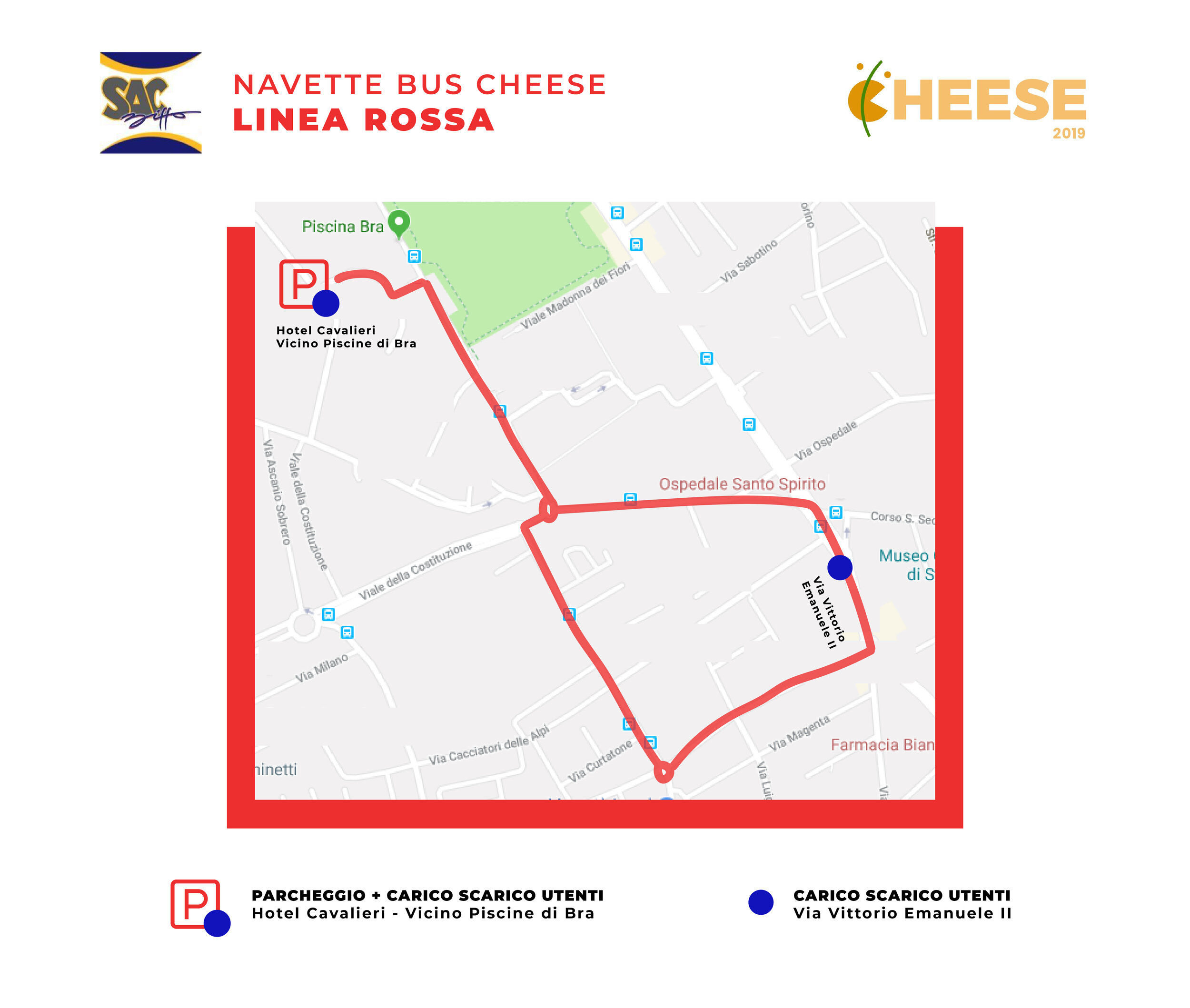 Linea Rossa Cheese 2019