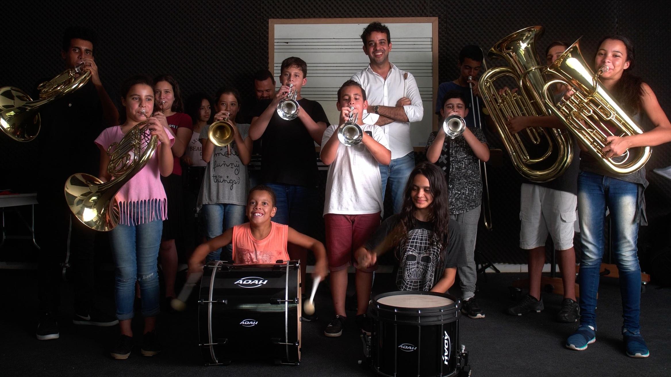 Banda Marcial - Semifusa