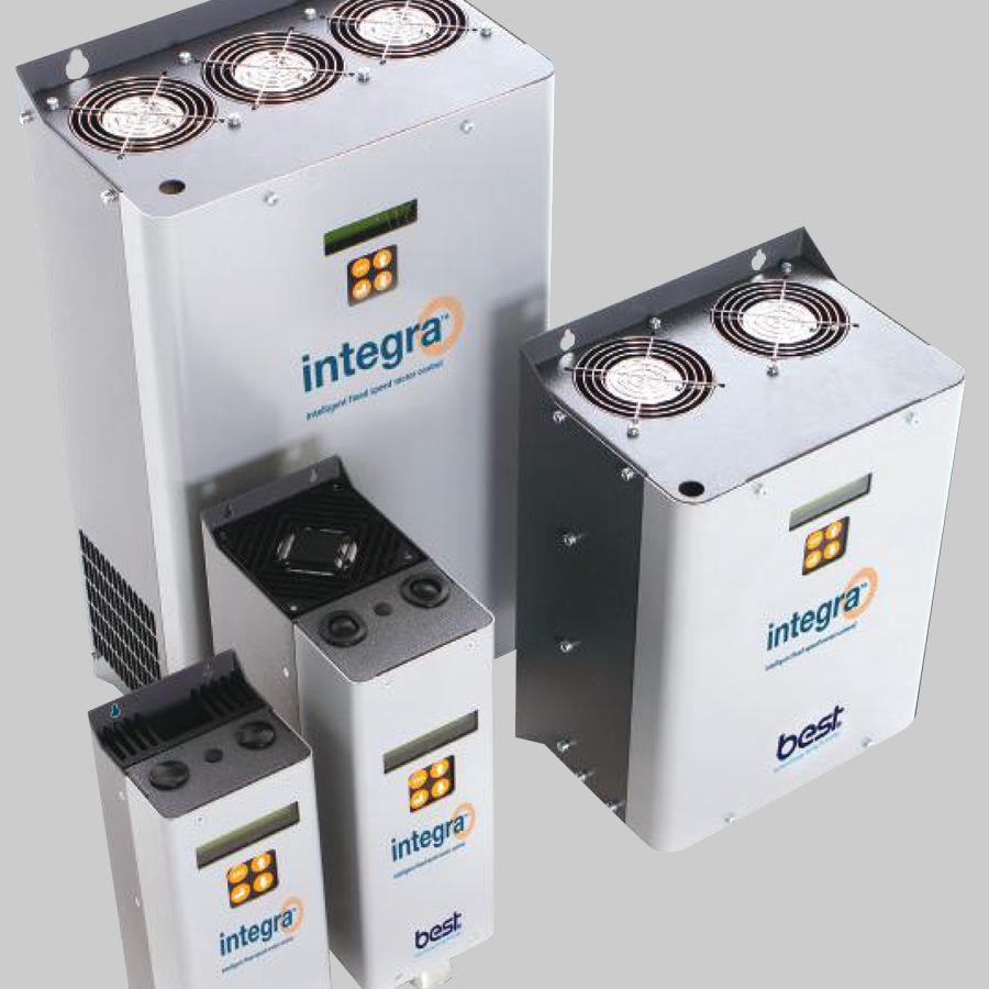 Integra Intelligent Industrial Motor Control