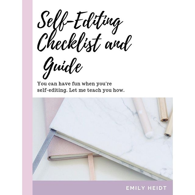 My Self-Editing Checklist and Guide is LIVE, you guys! • Does the thought of sitting down to edit your work make you want to rip your hair out? Do you finish editing feeling more confused and frustrated than when you started? Do you look at your writing and have no clue where to start? Maybe you don't even edit at all because it takes too long? If you've answered yes to any of the above, don't worry. Break out your favorite colored pen and get cozy. I've got you. • I realize that I'm the dork who finds editing unbelievably fun, and I want to teach you how you can have fun when you're editing your work too. Whether you have a paragraph for an Instagram post, half of a blog post, a finished email sequence, or even a chapter of your book, this checklist and guide will give you a few simple, tried-and-true steps so you can confidently go from a questionable first draft to a polished finished product like the wordsmith that you already are. Pre-editing checklist? Editing tips on structure, style, and organization? Reverse outlining for beginners? Yes please. No more overwhelm and no more stress. • Click the link in my bio (link is at the top of my homepage) to download it for free. Let's have some fun. • Still looking for a second pair of eyes on your work or someone to chat through your edits with? Shoot me a DM, I'm here for you and would love to help. No, but like seriously, I could talk about this stuff for hours.