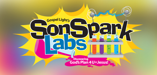 VBS 2019 - SonSpark Labs is a fun-filled science themed VBS, where kids ages 4-12 will learn that God's plan for them is fulfilled in Jesus Christ.