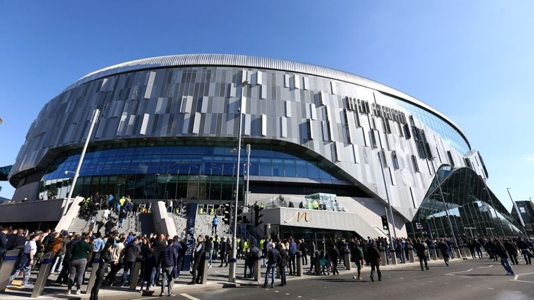 Spurs - LONDON, ENGLAND