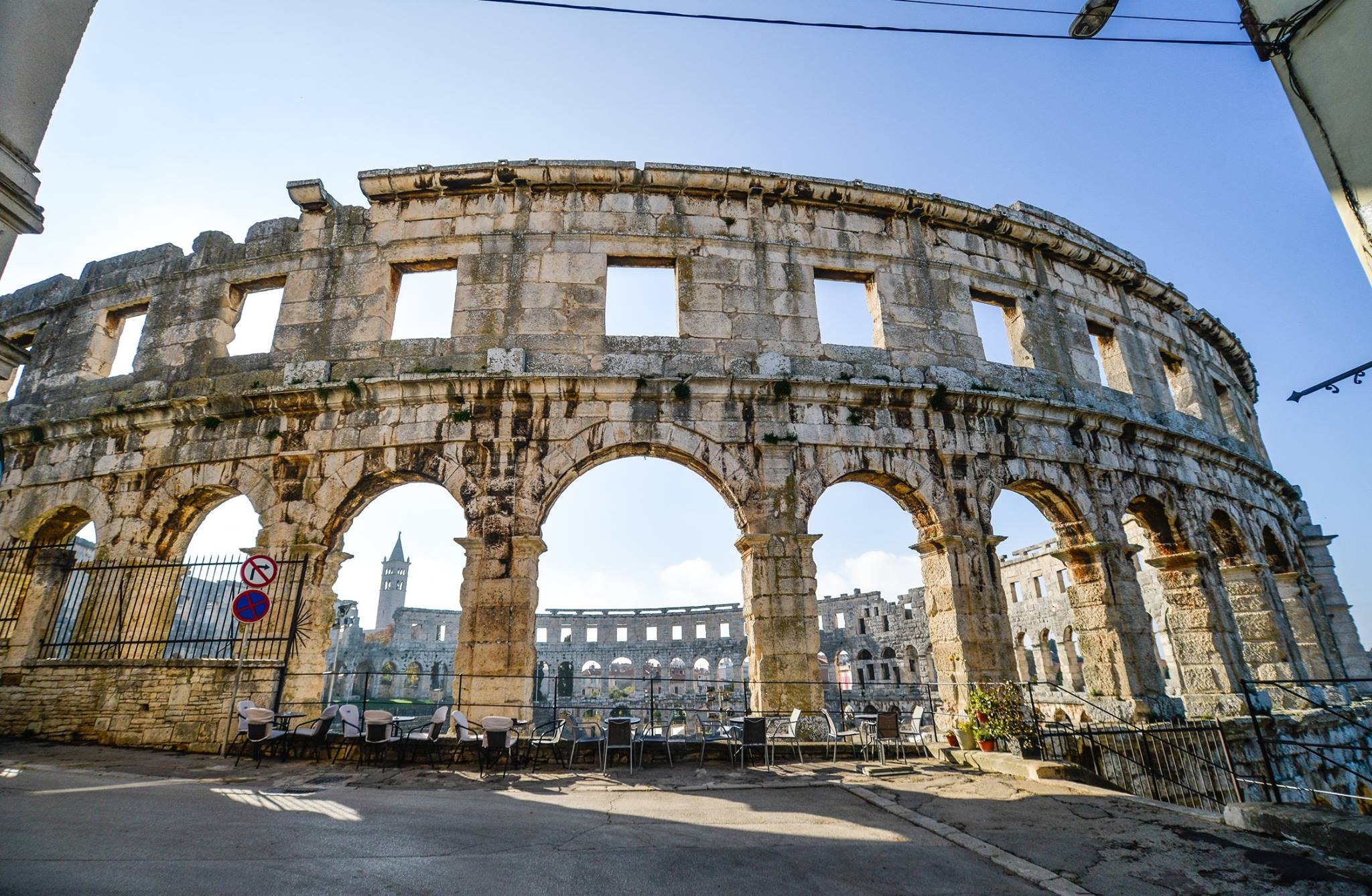 Pula coliseum GoPlay Sports Tours