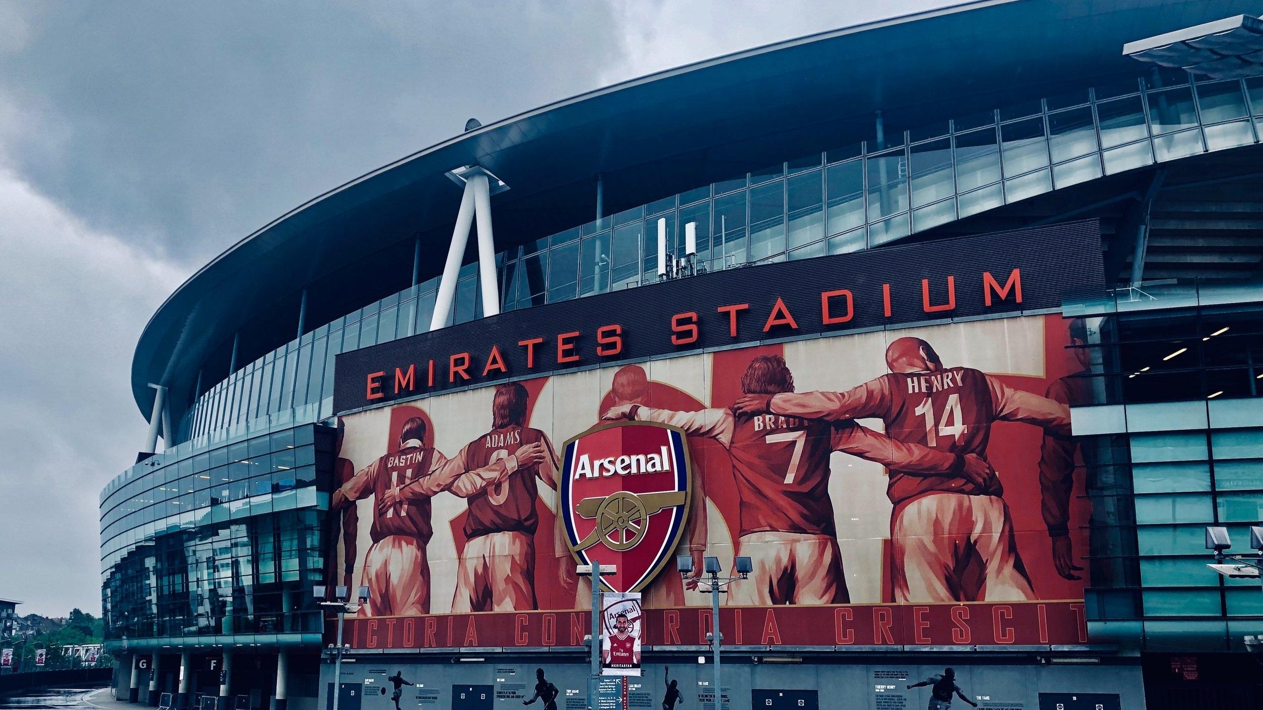 Arsenal - LONDON, ENGLAND