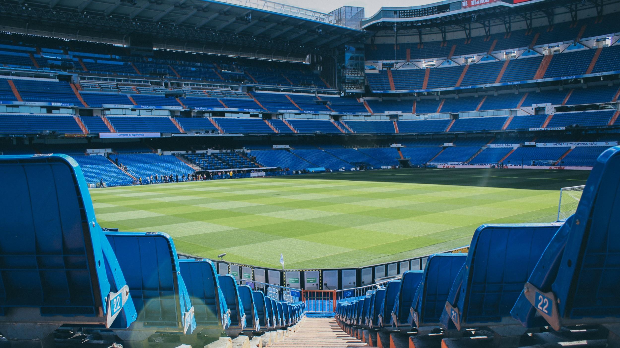Real Madrid - MADRID, SPAIN