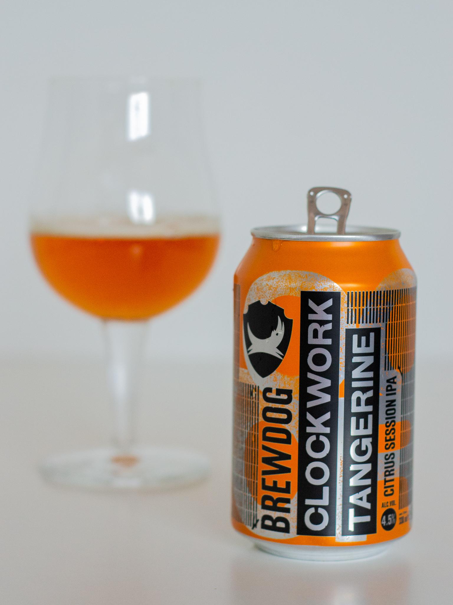 BREWDOG - Clockwork Tangerine