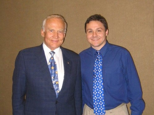 WITH BUZZ ALDRIN