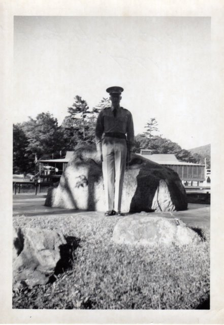 1951, my first year at West Point.