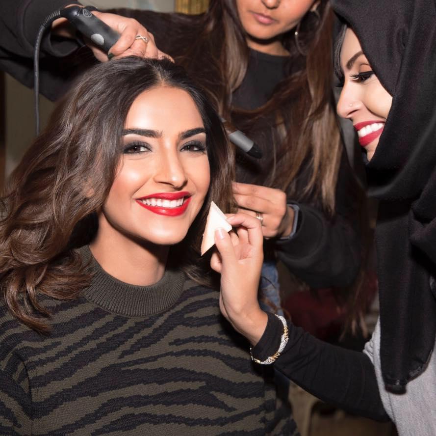 KANIZ ALI - Hair & Makeup Artist