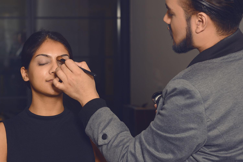 DIL MATHARU - Hair & Makeup Artist