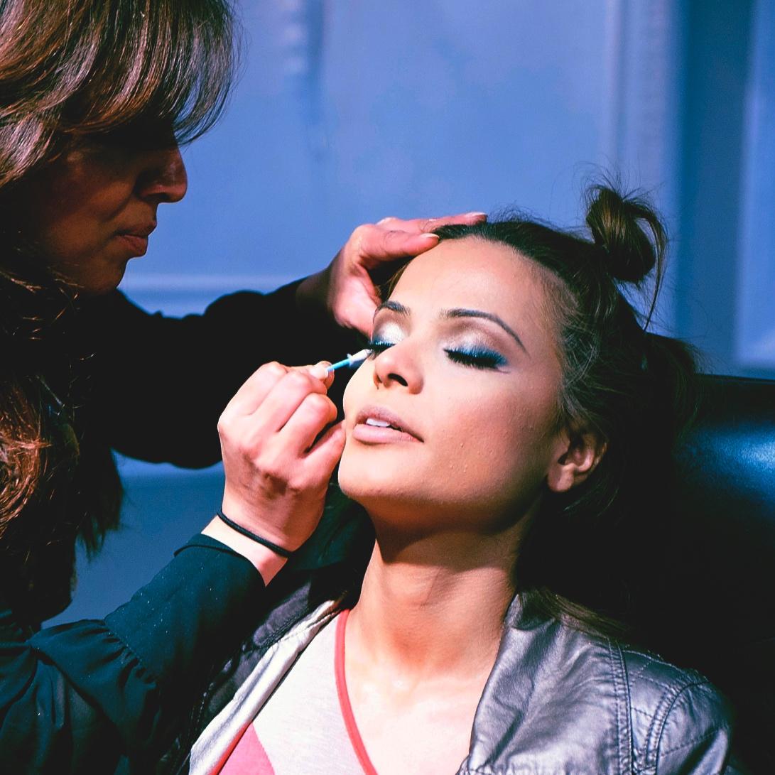 LUBNA RAFIQ - Hair & Makeup Artist
