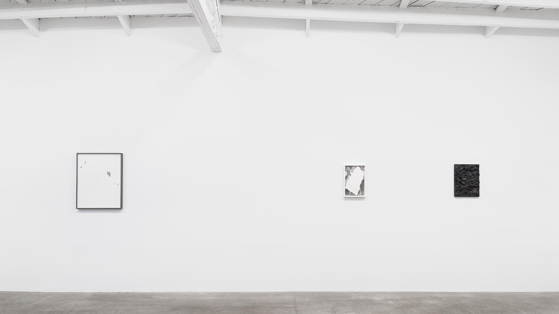 Exhibition view  Opportunity Cost  (solo), 2019, Praz-Delavallade, Los Angeles