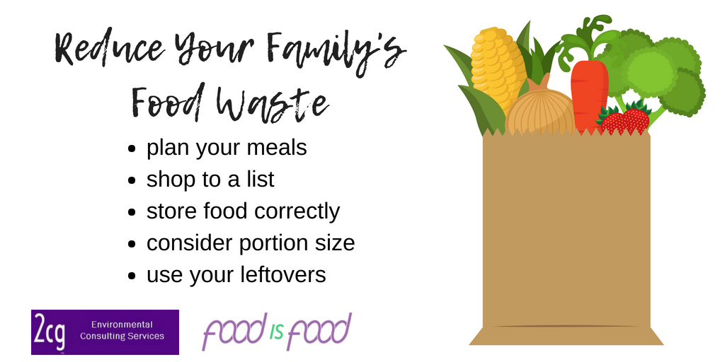 plan your meals, shop to a list, store food correctly, consider portion size and use your leftovers (1).png