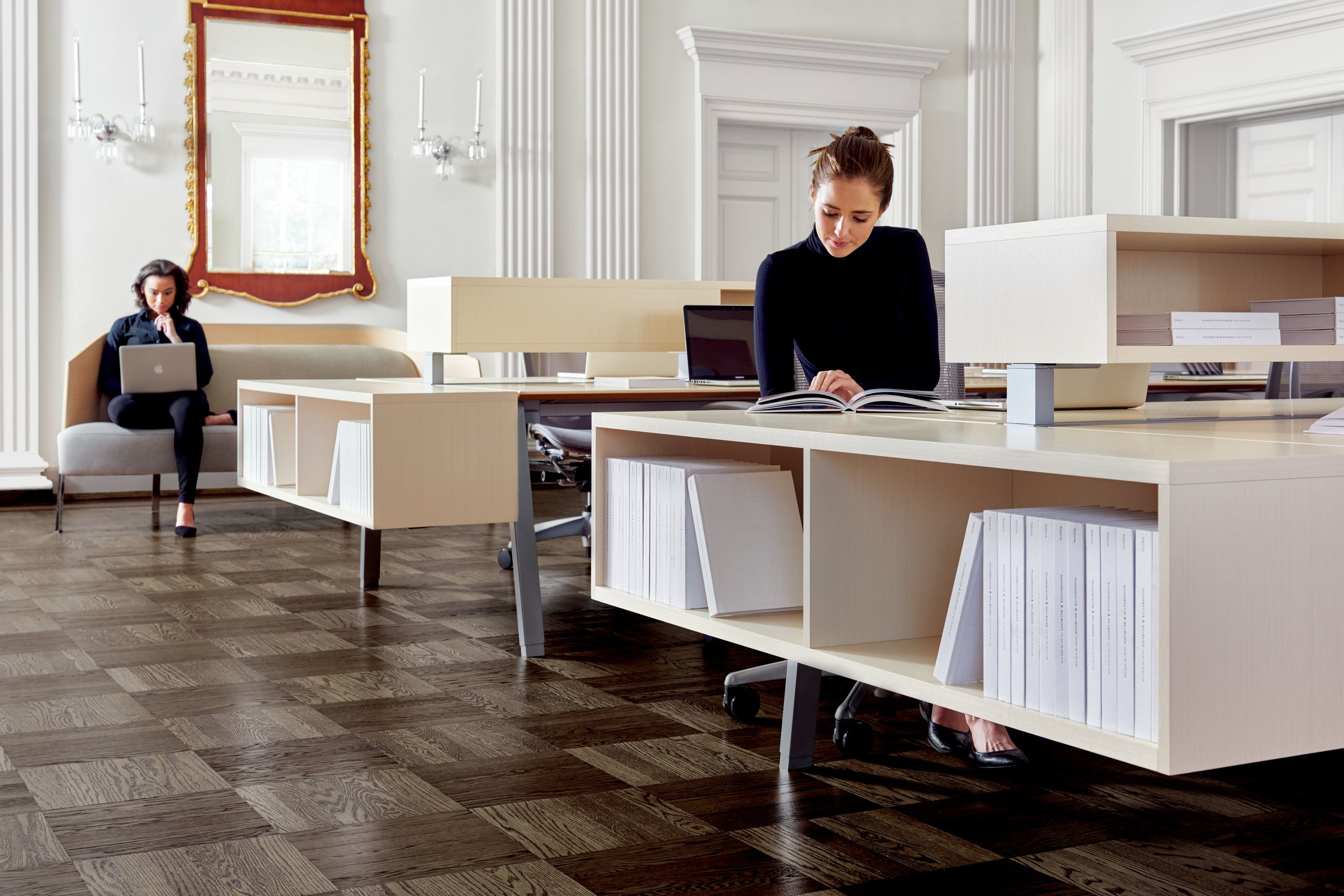 Interpret  Nick's Corporate Portfolio Teknion | 2012
