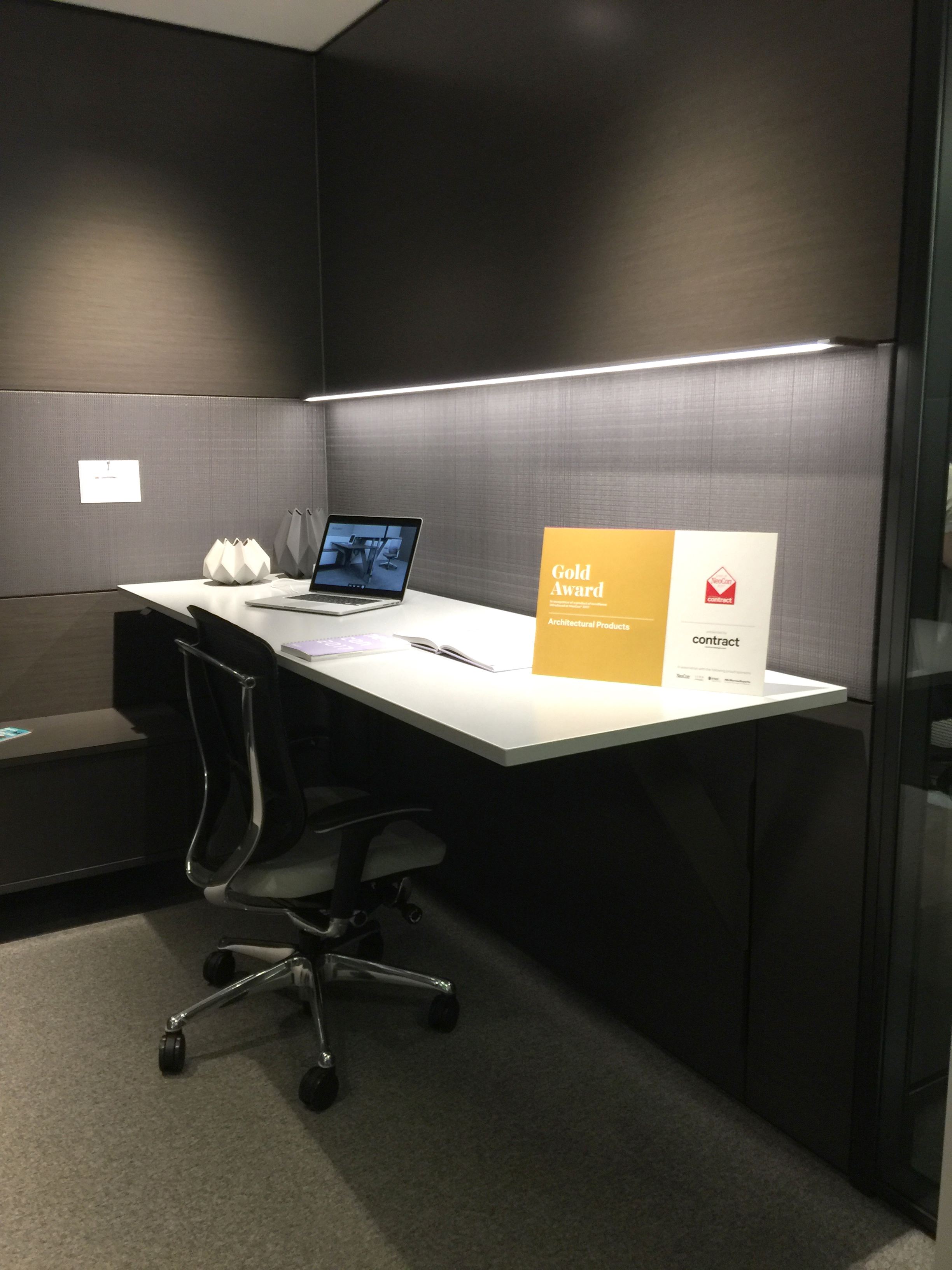 Neocon Gold Award - Architectural Products