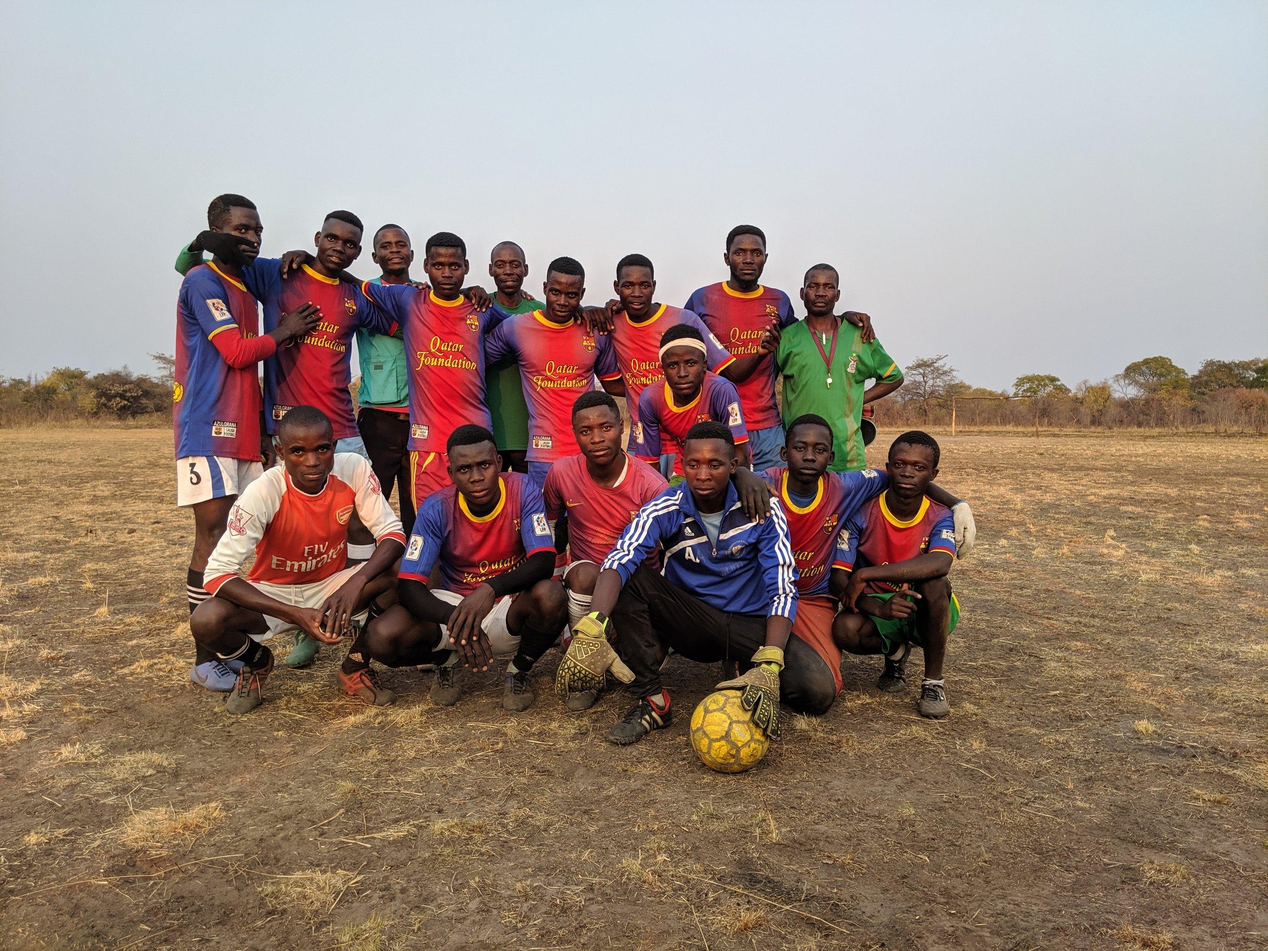 Shamiyoyo Young Champions