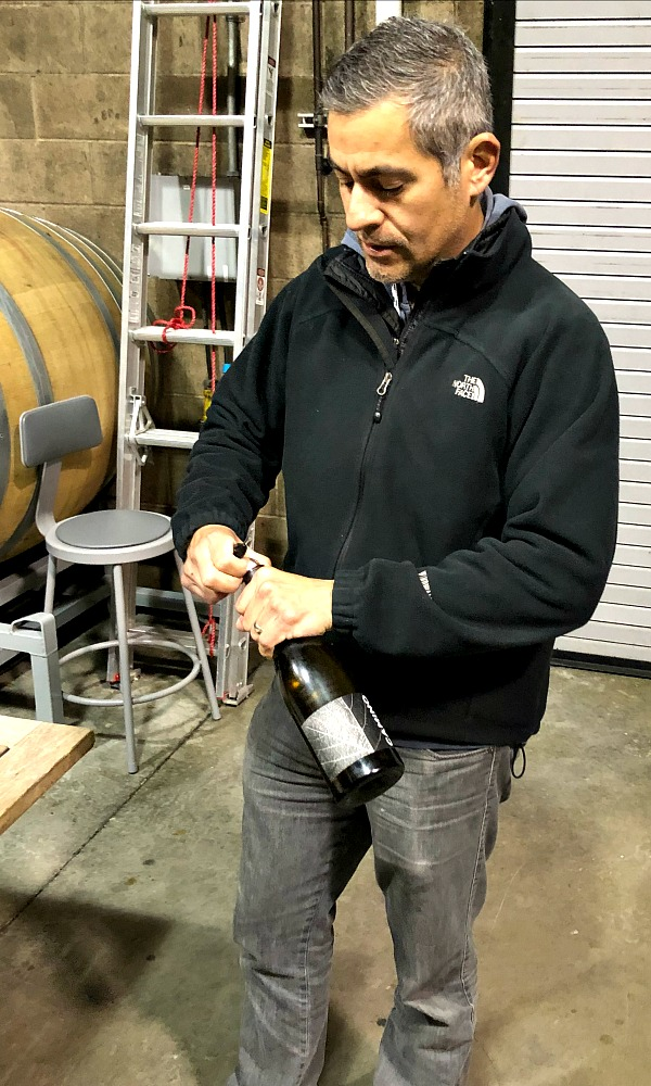 I describe the Camino style as strong in flavors both fruity and savory. They are big and mouth-filling while simultaneously showing appropriate restraint. I love the Camino wines, every one, every vintage so far. I don't see this changing. -