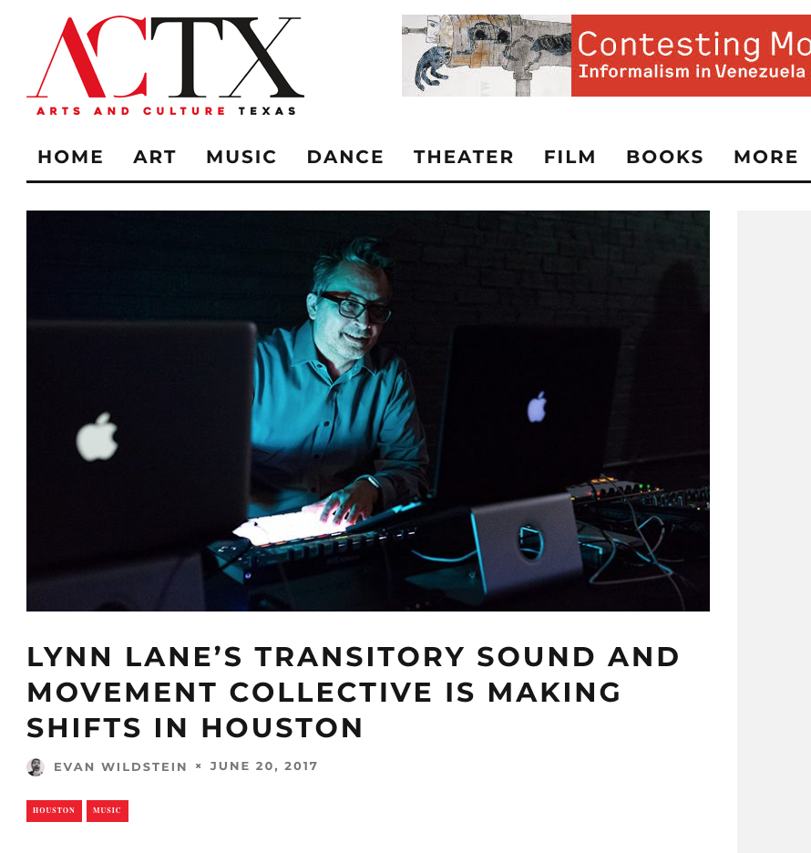 Arts and Culture Texas Magazine - June 20, 2017