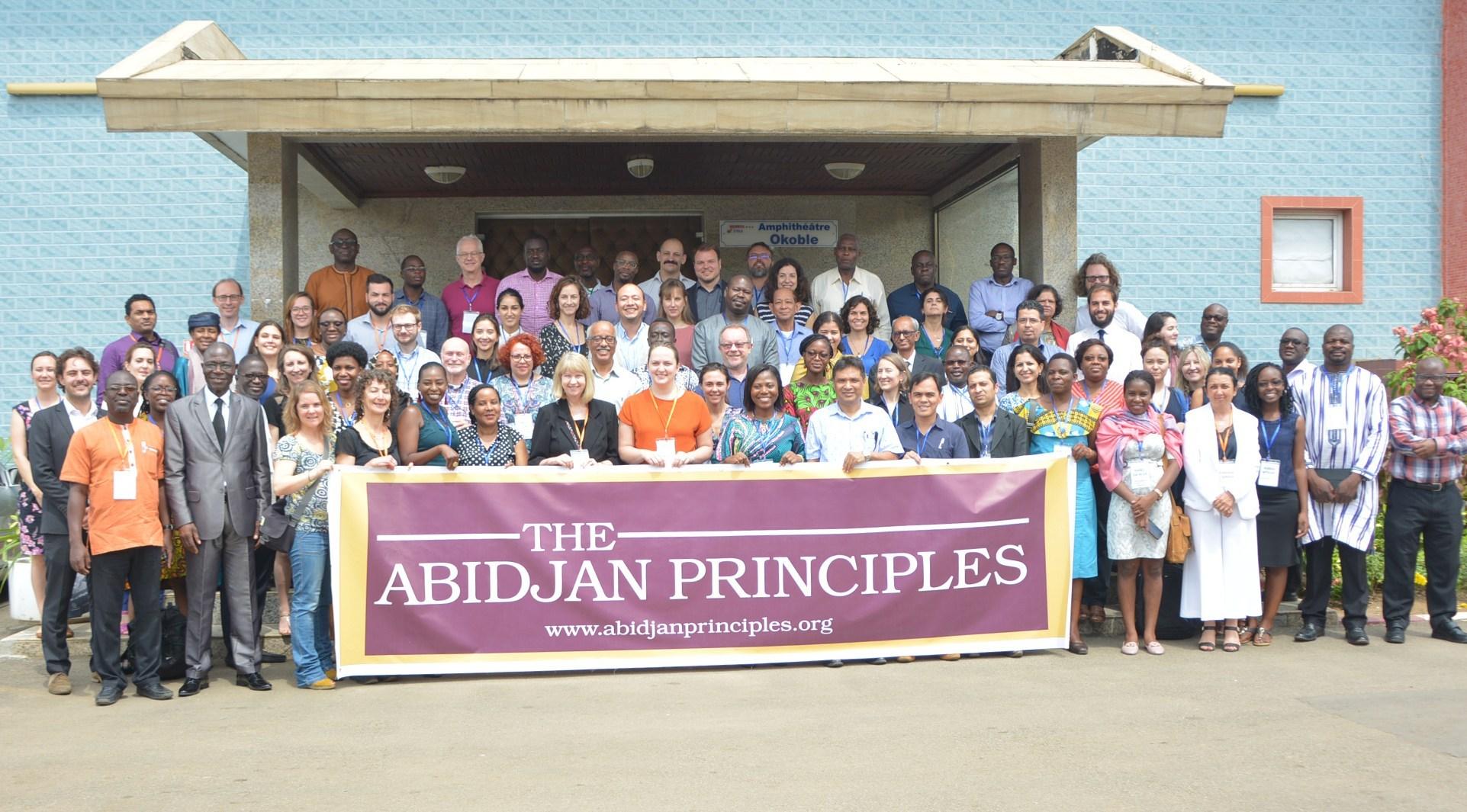 SIGNATAIREs - En savoir plus sur les membres du comité de rédaction et les signataires des Principes d'Abidjan.