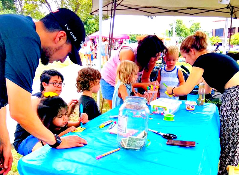 Free Kid's Arts and Crafts
