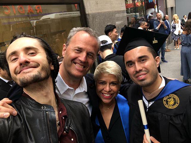 || Happy Graduation Antoine || #woot