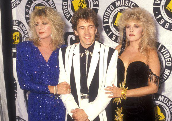 Christie, Rick and Stevie